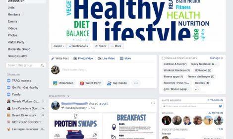social media management fb facebook groups