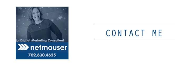 Contact Lisa Caterbone, Digital Marketer in Las Vegas